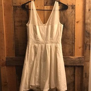 American Eagle Outfitters Dresses - American Eagle white summer dress
